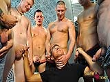 Gay Porn from dirtytony - Cute-Boy-Gets-Bukkake