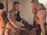 gay porn Bareback Gang Bang || Watch This and Other Hot Scenes on Raw and Rough!