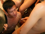 Asian Orgy Bareback || 