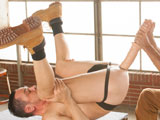 gay porn Evan Matthews And Anthony Lond || Mega hunk Anthony Londonfists out Evan Matthews rosebud