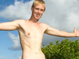 gay porn Scooter || Scooter - 18, Blond Hung Surfer Twink Opens his Boy BUTT HOLE!