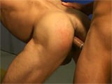 Horny Muscle Hunks Having Oral and Anal Sex.