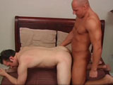 gay porn Justin Fucks Ryan || With a cock thats almost as thick in inches as it is long, and an ass thats kept tight and toned from surfing, Ryan Andrews is as versatile as they cum!