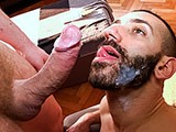 gay porn Tim Fucks Italo || Tim Kruger Fucks Italo In Almost Every Room of the House!