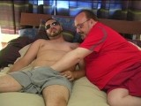 gay porn Chris Sucks Some Cock || Chris Is Back Six Months Later and This Time He Tells Me He Wants to Try Sucking Some Cock. Notice He Still Hides Behind His Sunglasses! I Get the Ball Rolling and Start Sucking His Fat Italian Sausage and Then Tell Him to Suck Mine. He Jumps Right for It and Actually Does a Pretty Good Job. the Problem Is When I Go Back to Sucking His Dick He Shoots a Load In About 8 Minutes Flat. I Guess I'm Just Blessed With a Hot Mouth Eh?