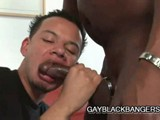 Latino Dude Luiz Stuffing His Ass With a Huge Black Dick of Jd Daniels.