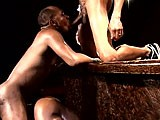 gay porn Three In A Bar || Watch This and Other Hot Scenes on Black Breeders!