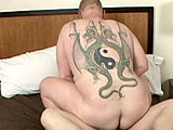 Tattooed Chub Gets Fucked ||