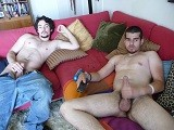 Latinos Jerking Off ||