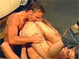 Gay Porn from StrongMen - Rimming-And-Fucking
