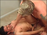 gay porn Cameron Sage Fucks Reed Hartle || Sometimes it's nice to have a little foreplay, other times you just want to get down to business! Cameron Sage is thick and blonde, Reed Hartley is lean and dark.