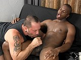 Athletic College Student Robbie Thinks He's Here for a Solo Jack-off Video, but the Pledgemaster Has Other Plans for This Muscular Young Stud and His Big Black Dick.