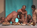 gay porn The Last Supper || Watch This and Other Hot Scenes In the Darkroom!