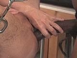 gay porn Big Black Banana! || Watch This and Other Hot Scenes on Raw and Rough!