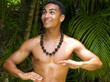 gay porn Kahekili || Kahekili - Buff Hawaiian Stud Dances Hula Naked with a Boner!