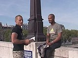 Gay Porn from RawFuckClub - Creepin-On-Tourists