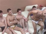Exposed Home Sex 6 Way Orgy ||