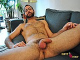 Gay Porn from dirtytony - Horny-Otter-Squirts--Spunk