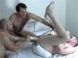Filthy 3 Way Amateur Sex || 