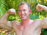 gay porn Tall Muscle Surfer Mit || Mitch - Tall Muscle Surfer Jerks his Donkey Dong!