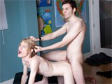 Cute Boy Fucked By His Teacher ||