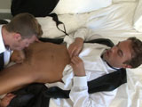gay porn My Brides Hot Brother || A devastated bride is left at the alter and her brother (Landon Conrad) is sent to check on the groom (Rocco Reed). With emotions running high, Rocco can't continue to hide his feelings. The two share an intimate kiss before Rocco gives Landon his everything - mind, body... and hole.