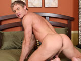 gay porn Jake Moon Solo || Jake Moon is a massage worker who has been wanting to do some porn to help diversify his portfolio. He identifies as straight, but the guy does like having his ass fucked, specifically from behind. Loves having a cock rubbing up his ass cheeks before plunging in.