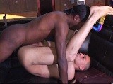 gay porn Personal Trainer Black Mamba || Personal Trainer Black Mamba Is Coaching 'rican Porn Star Nick Ryder In Muscle Training. When Sexy Nick Has Had Enough With the Weights, He Gets Frisky and Lures Mamba Into His Web With a Kiss. You Know the Passion Is Real Hot When They Begin Blowing Each Other! They Both Lick It and Like It. Nick Inserts Mamba's Thick Cock In His Manhole and Starts Riding It. Then Mamba Ploughs Nick Into Missionary! You'll Love All the White Cum They Squirt on Each Other In This Dark and Twisty Situation!