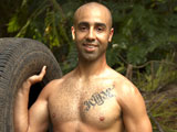 gay porn Nudist Cuban Cross-fit || Luis - Nudist Cuban Cross-Fit Instructor Busts a Nut!