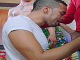 Gay Porn from dirtytony - 6-Loads-Sucked-For-Christmas