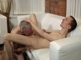 Gay Porn from DaddyStrokes - Let-Me-Suck-You-All-Over