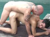 Gay Porn from AmateursDoIt - Australian-Outdoor-Fucking