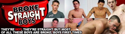 Phoenix broke straight boys