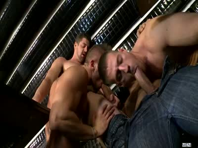 Men In Budapest 8 - Gay Orgy