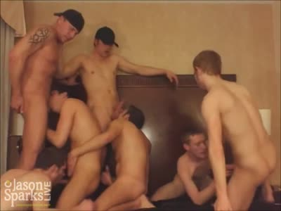 Kansas City Orgy - Gay Orgy