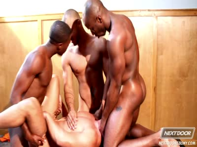 Pound And Punish - Gay Black Porn