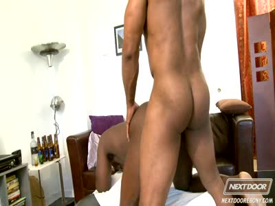After Practice - Gay Black Porn