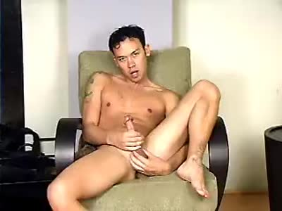 Hot Asian Stroking - Asian Gay Sex