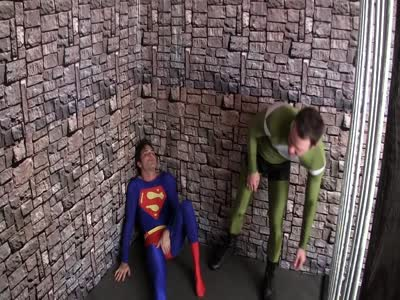 Superman Submits 2 - Gay Uniform Fetish