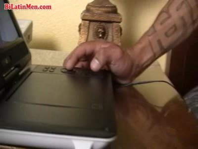 Tatted Latino Gets - Latino Gay Sex