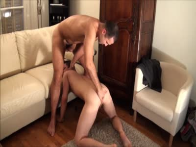 Deep Fuck Into Wide-op - Interracial Gay Sex