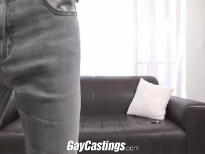 Gaycastings Tattooed T - Gay Teen