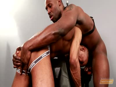 Thick Pleasure - Gay Black Porn