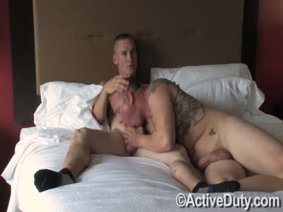 Cody And Tim - Gay Military Sex