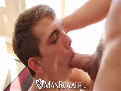 Manroyale Ass Work - Hardcore Gay Sex