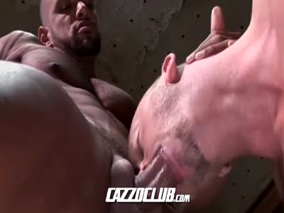 Carioca And Josh Ruben - Interracial Gay Sex