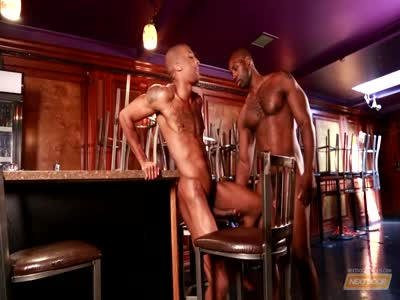 Tend My Bar - Gay Black Porn