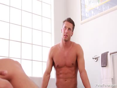 Performance Anxiety - Interracial Gay Sex