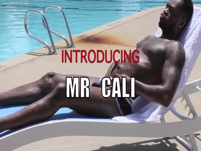 Introducing Mr Cali - Gay Black Porn