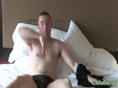Logan - Gay Military Sex